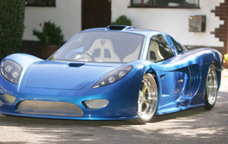 Fastest car in the world, maybe in 2006