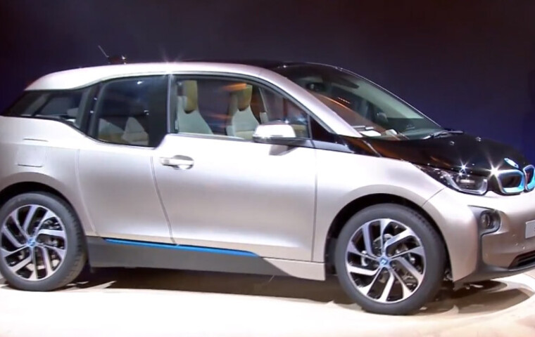 The new BMW i3