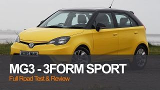 MG3 Review and Full Road Test | Planet Auto