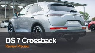 DS7 Crossback Prototype walk around | Planet Auto
