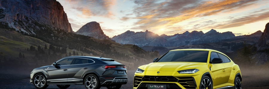 The Urus by Lamborghini is here
