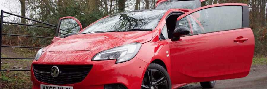 2017 Vauxhall Corsa 1.0T Review